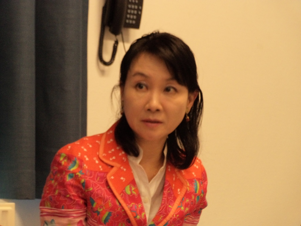 Shin-wha Lee, Professor of Korea National University