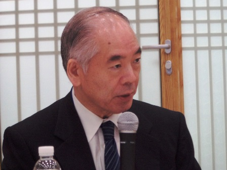 Takahiro SHINYO, President of JAUNS, Vice-President, Kwansei Gakuin University